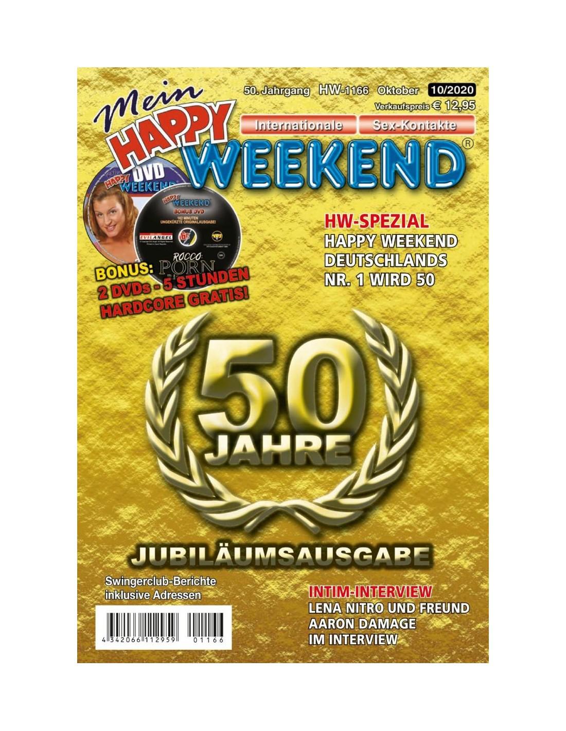 Happy Weekend Magazin 1166 (10/2020)